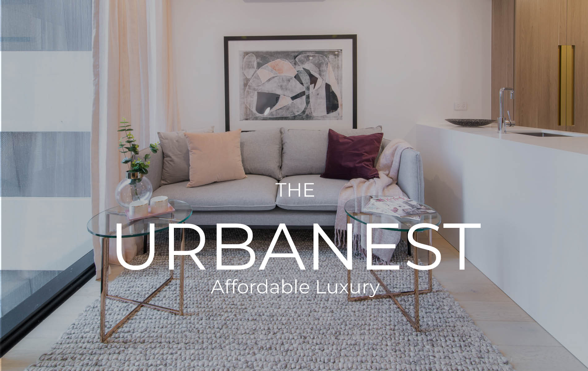 Furnish My Apartment - The Urbanest Package