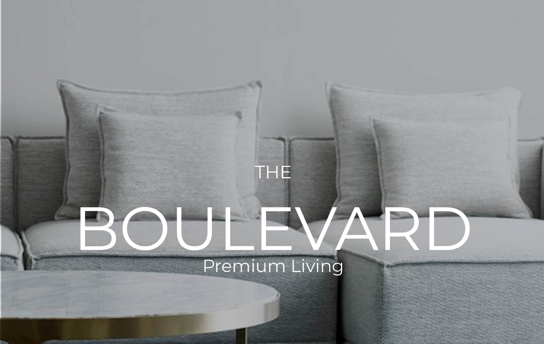 The Boulevard Package - Furnish My Apartment