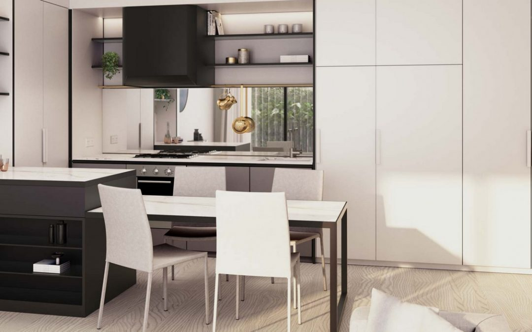 Furniture packages prove a powerful incentive in securing sales for off the plan purchasers.