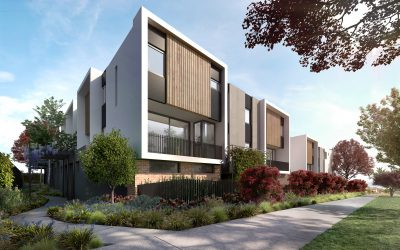 Ashton Park Townhouses – Burwood
