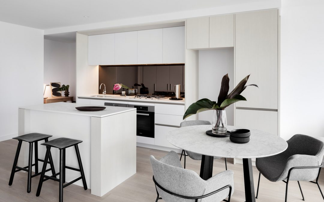 Melbourne Quarter East Tower | Furniture Packages