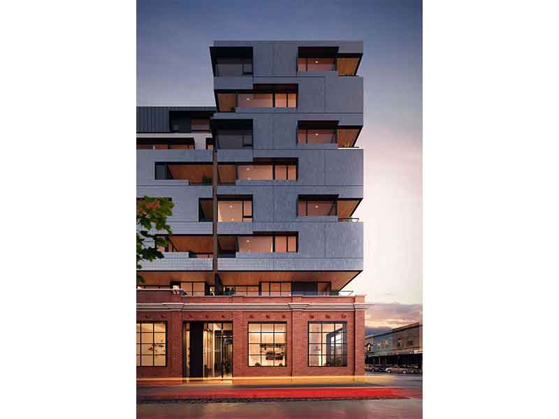 Lyric Apartments | Fitzroy
